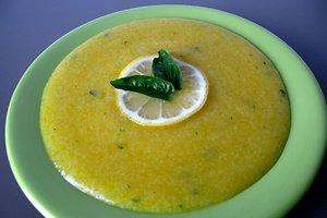 Moliūginė manų košė su citrina (Reginos R. receptas)