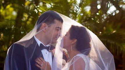 Radvilas Bubelis vedė savo išrinktąją, perujietę Marianą Pautą Arevalo