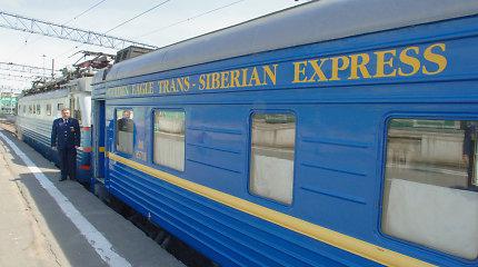 Per Sibirą traukiniais: pakeliui į Vladivostoką nuo šiol galima apžiūrėti ir veltinių muziejų