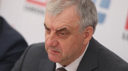 """""""Lukoil Baltija"""" prezidentas Ivanas Paleičikas: benzino litras greit kainuos tik 4 Lt"""