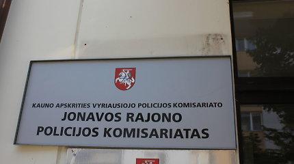 Jonavoje – įžūli vagystė: moterį viešoje vietoje apvogė 10–12 metų vaikai