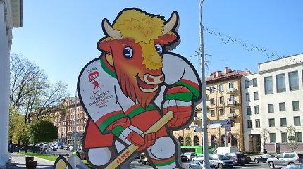 Būtų visai arti: Baltarusija ir Latvija kartu siekia rengti ledo ritulio pasaulio čempionatą