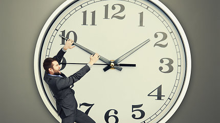 Laiko juostos – nenugalima jėga, kuri verčia pavasarį ir rudenį persukti laikrodžio rodykles