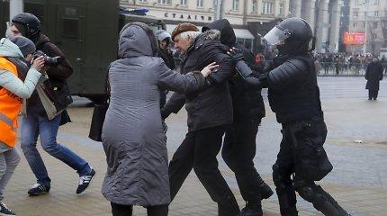 Viktoras Pranckietis pasmerkė sulaikymus Baltarusijoje