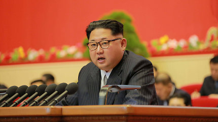 Pietų Korėja turi planą, kaip nužudyti Kim Jong Uną