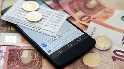 Po paprasčiausios apgavystės marijampolietės sąskaita patuštėjo 15 tūkst. eurų
