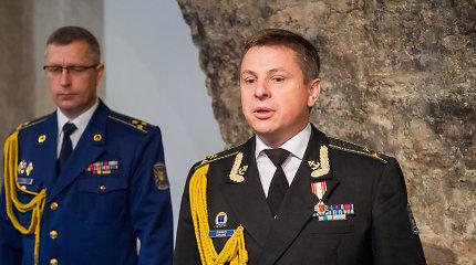 Keičiasi Ukrainos gynybos atašė Lietuvai