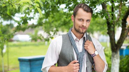 Svajonių jaunikis iš Šiaulių, aktorius Anicetas Gendvilas į romantiškus santykius stačia galva nepuola