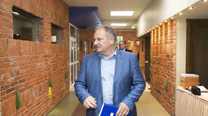 Sulaikytas Seimo vicepirmininko Kęsto Komskio brolis: jis nušovė kontrabandininkus sekusį pasieniečių šunį