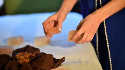 Himalajų druskos šiltų akmenų masažas: kuo jis ypatingas?
