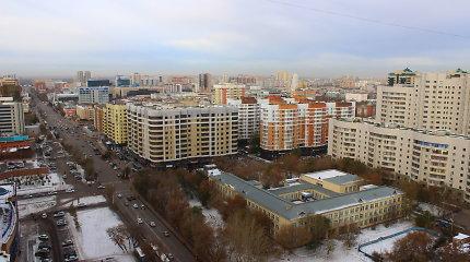 Manto Bertulio nuotykiai Kazachstane (IV): odė hosteliams