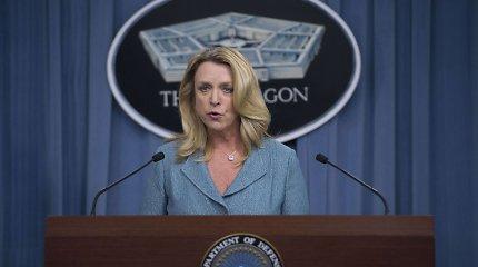 """JAV karinių oro pajėgų sekretorė D.L.James: """"Rusija yra grėsmė numeris vienas"""""""