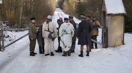 Antrasis pasaulinis karas Ukmergėje: atkurta istorija