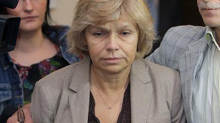 Netyčiniu kūdikio nužudymu įtariama slaugytoja Valdareza Beleškienė atsitvėrė tylos siena
