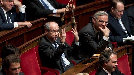 Prancūziškas požiūris: norėtų atšaukti sankcijas Rusijai