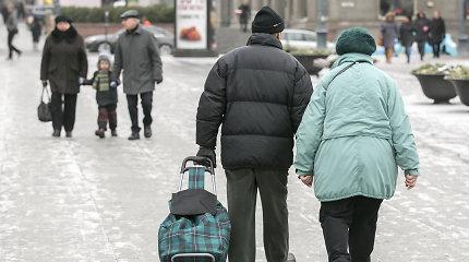 Vyriausybė: mirusių pensininkų paveldėtojai kompensacijų negaus