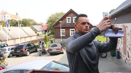 Girto Ruslano Kirilkino naktis kazino: konfliktą su kitu lankytoju malšino policija