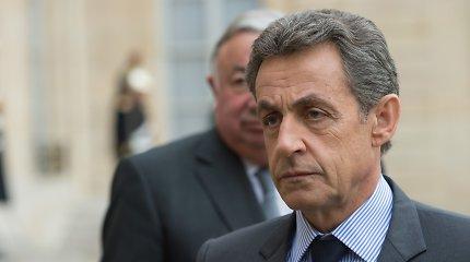 Nicolas Sarkozy gali būti teisiamas dėl nelegalaus kampanijos finansavimo