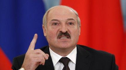 Lietuvos parlamentaras Baltarusijoje negailėjo pagyrų prezidentui Aliaksandrui Lukašenkai