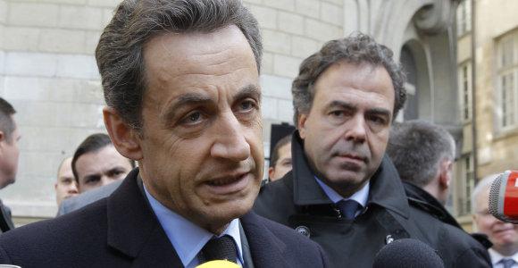 Nicolas Sarkozy sieks dar kartą tapti Prancūzijos prezidentu