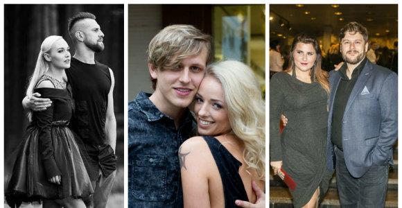 Išrinkite simpatiškiausią Lietuvos pramogų pasaulio porą