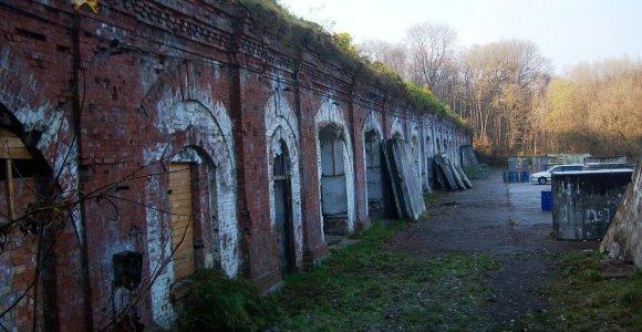 Kaunas Turto bankui nori perduoti Penktąjį fortą