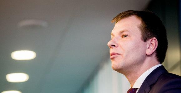 Vilius Šapoka: Dainoro Bradausko veiklos tyrimas bus baigtas netrukus