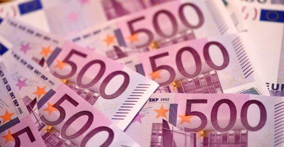 V.Pranckietis: migracija mažės, jei vidutinis atlyginimas sieks 1100 eurų