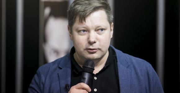 """J.Ivanauskaitės premija apdovanotas R.Kmita: """"Iš Jurgos reikia mokytis meilės gyvenimui"""""""