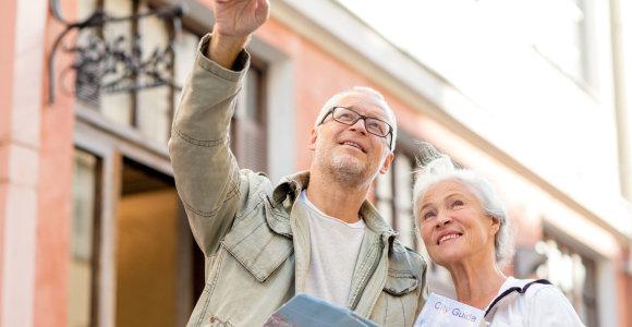 Pensijos Europoje: vienos verčia krūpčioti, kitos – stebėtis