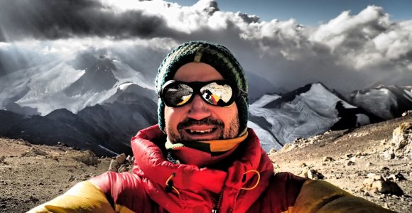 """11 kartą į Himalajus kopti besiruošiantis Tadas Jeršovas: """"Bus ir 12-as, ir 13-as, ir 14-as"""""""