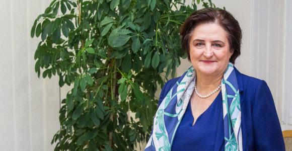 Loretą Graužinienę neigiami atsiliepimai privertė apsigalvoti – rinkimuose į Seimą nebedalyvaus