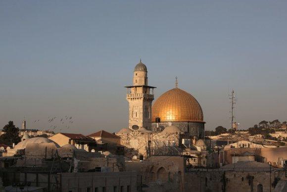 "AFP/""Scanpix"" nuotr./Jeruzalės šventykla"