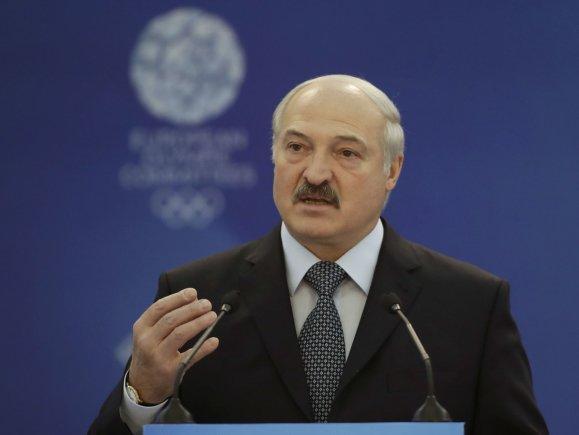 """Scanpix""/AP nuotr./Baltarusijos prezidentas Aliaksandras Lukašenka"
