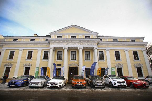 """Vytauto Pilkausko nuotr./Paskelbtas konkurso """"Lietuvos metų automobilis 2017"""" TOP 7"""