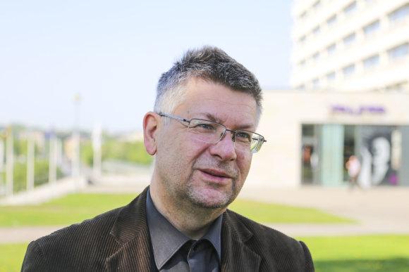 Irmanto Gelūno / 15min nuotr./Marius Šaliamoras