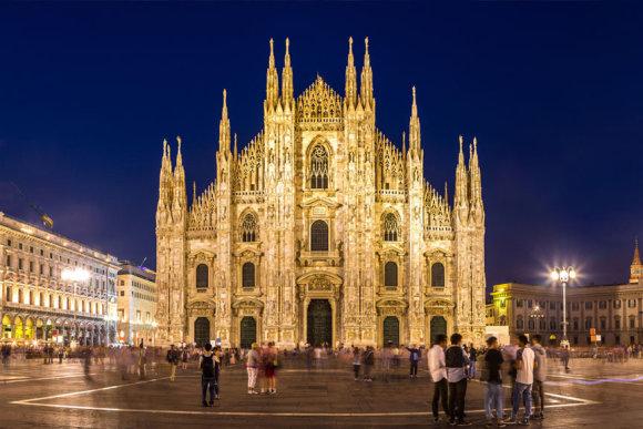Shutterstock.com/ Skrendu.lt nuotr./Milanas, Italija