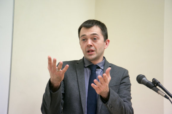 Juliaus Kalinsko / 15min nuotr./Vytis Jurkonis