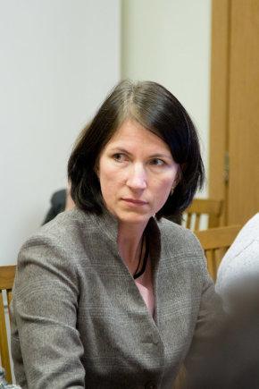 Juliaus Kalinsko / 15min nuotr./Valstybinės kainų ir energetikos kontrolės komisijos pirmininkė Inga Žilienė