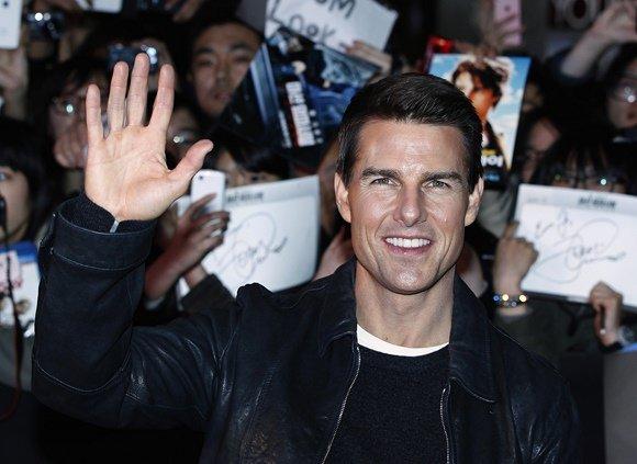 """Reuters""/""Scanpix"" nuotr./Tomas Cruise'as"