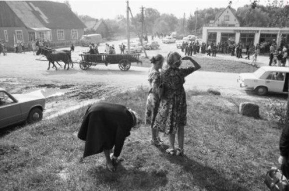 R.Požerskio nuotr./krištonys, 1979