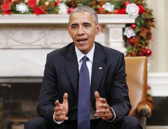 """Scanpix""/AP nuotr./JAV prezidentas Barackas Obama"
