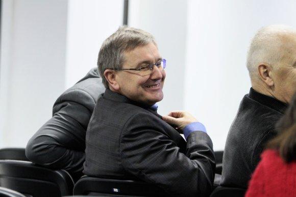 Alvydo Januševičiaus nuotr./Justinas Sartauskas