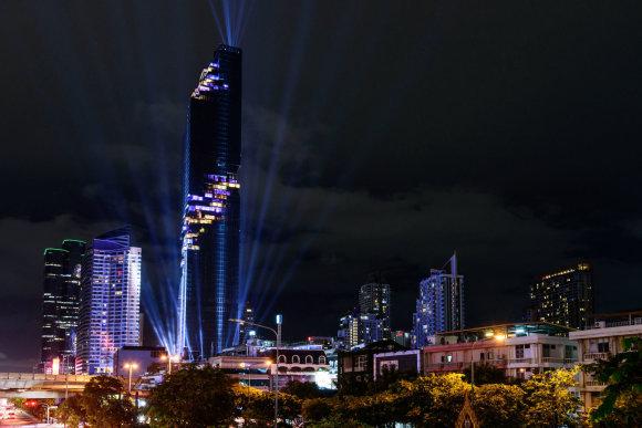 123rf.com nuotr./Mahanakhon Tower