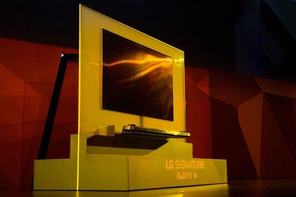 "AFP/""Scanpix"" nuotr./LG OLED televizorius"