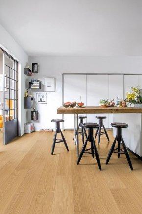 """Gamintojo nuotr./""""Quick-Step"""" laminuotos grindys iš Impressive kolekcijos (Belgija)"""