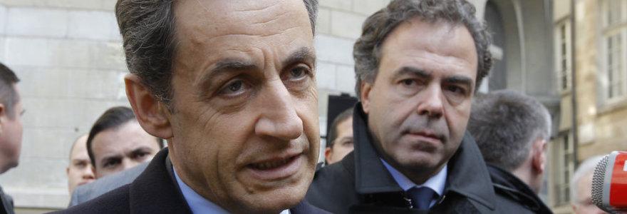 Prancūzijos lyderio rinkimų dėlionė: į žaidimą grįžta Nicolas Sarkozy