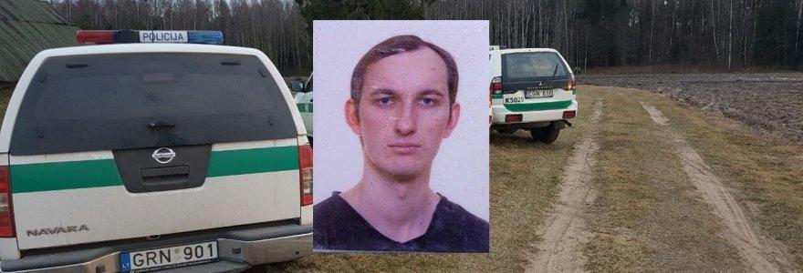 Šiurpus nusikaltimas Kauno rajone: įtariama, kad sūnus sušaudė savo tėvus, senelę ir dėdę, gyvą paliko tik senelį ir dingo apsiginklavęs