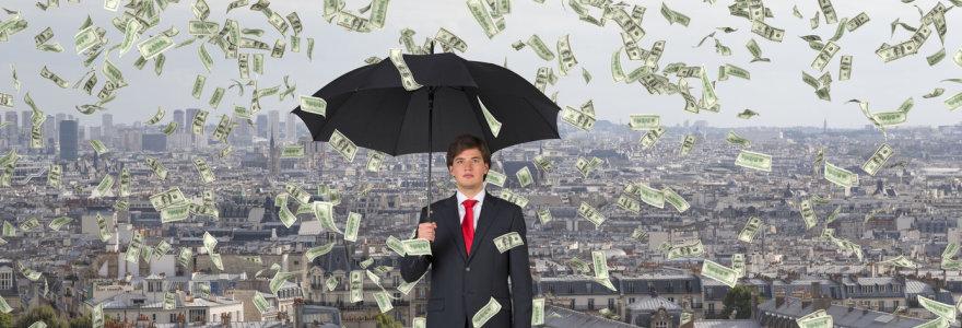 8 turtingiausi pasaulio žmonės: kas jie ir kaip susikrovė turtus?