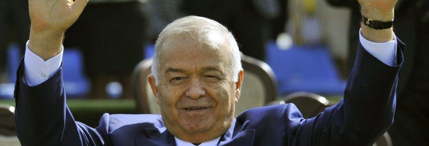 Mirė Islamas Karimovas ar dar ne, bet jau metas klausti: kaip keisis Uzbekistanas?